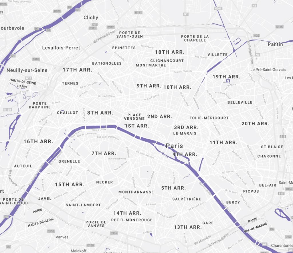 arrondissements-paris